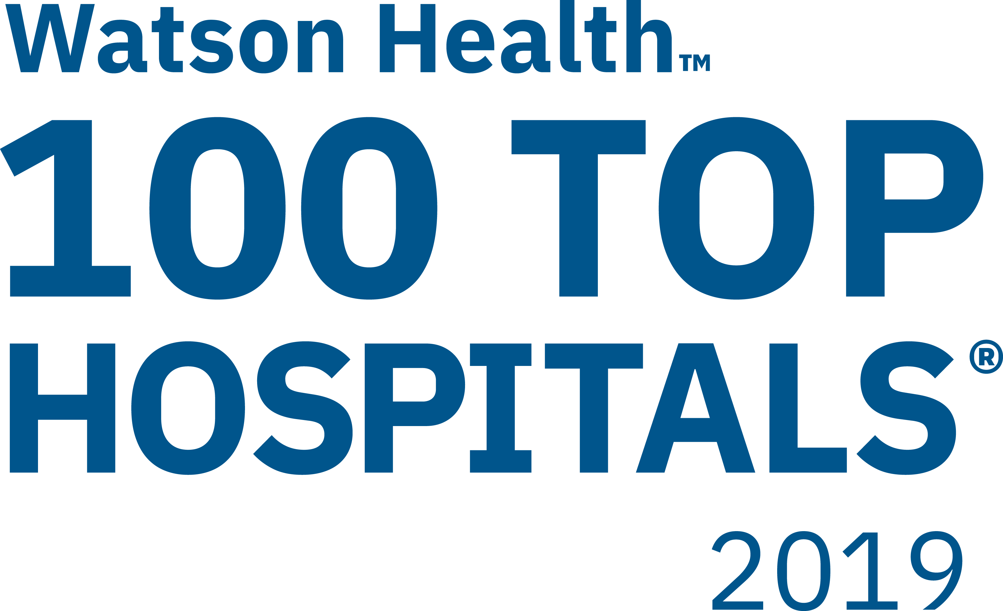 Watson Health Top 100 Hospital