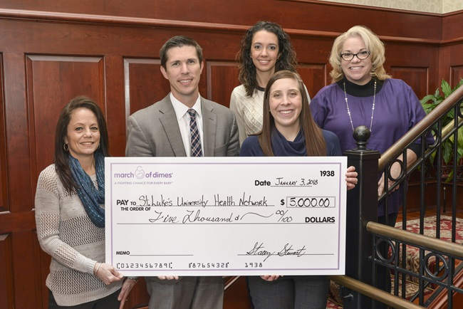 St Lukes Secret Donor Gives Again St Lukes Nicu Gets Annual