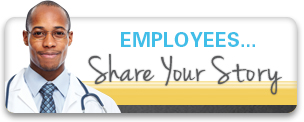 Employee share your story