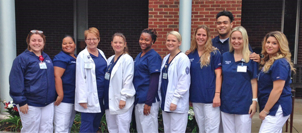 School of Nursing Group